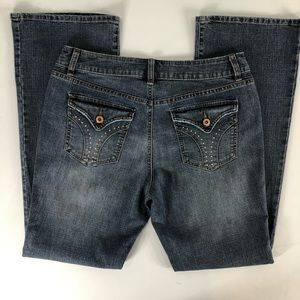Apt. 9 Boot Cut Jeans Size 10 Women's